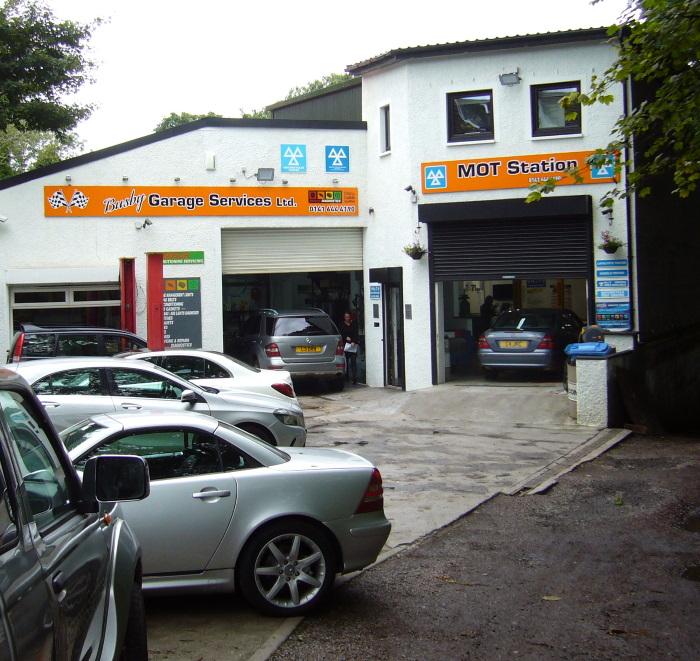 Busby MOT Ltd..
